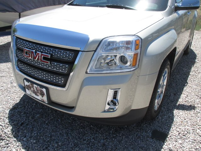 gmc terrain after body repair