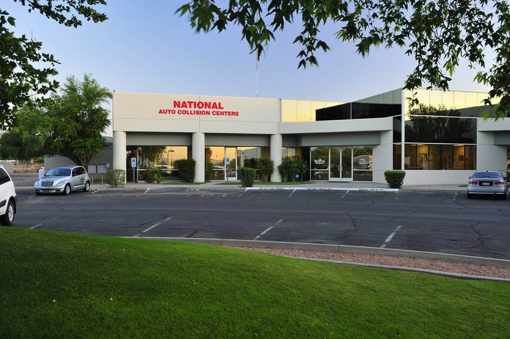 national auto collision center grant location