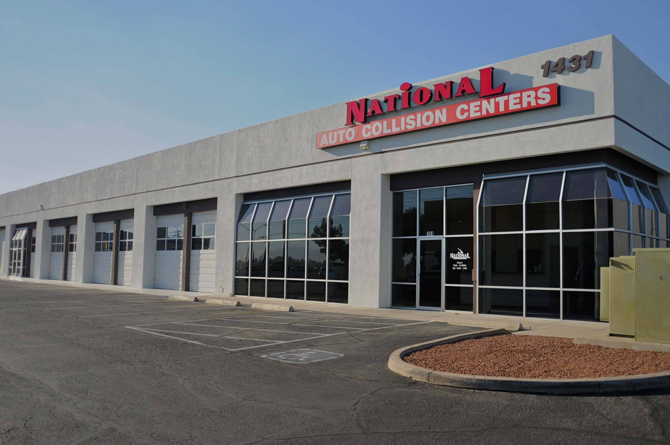 national auto collision center valencia location