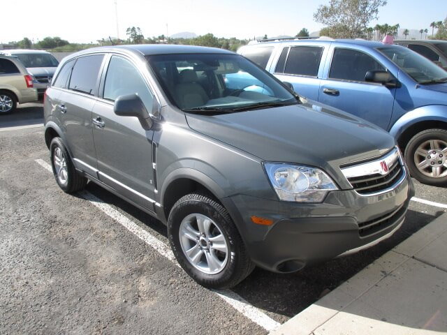 saturn vue after body repair