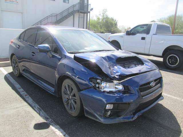 subaru wrx before body repair