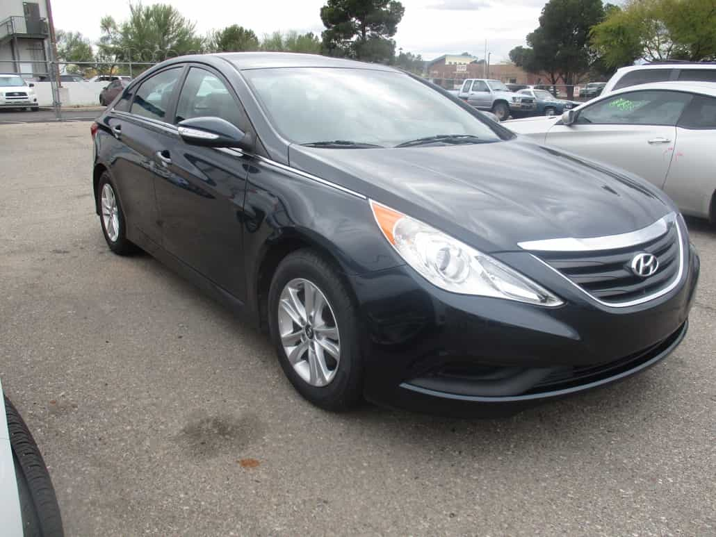 hyundai sonata after body repair
