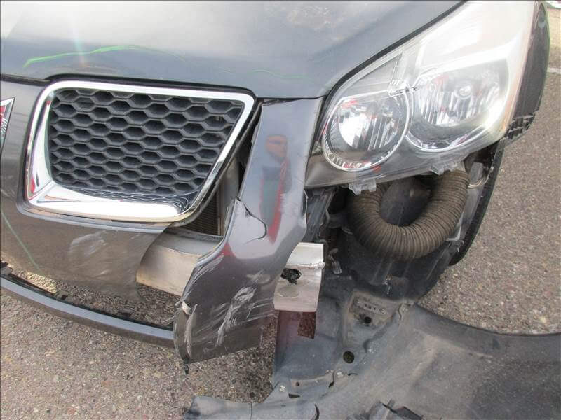 pontiac vibe before body repair