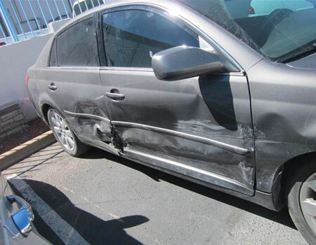 Major Collision Repair