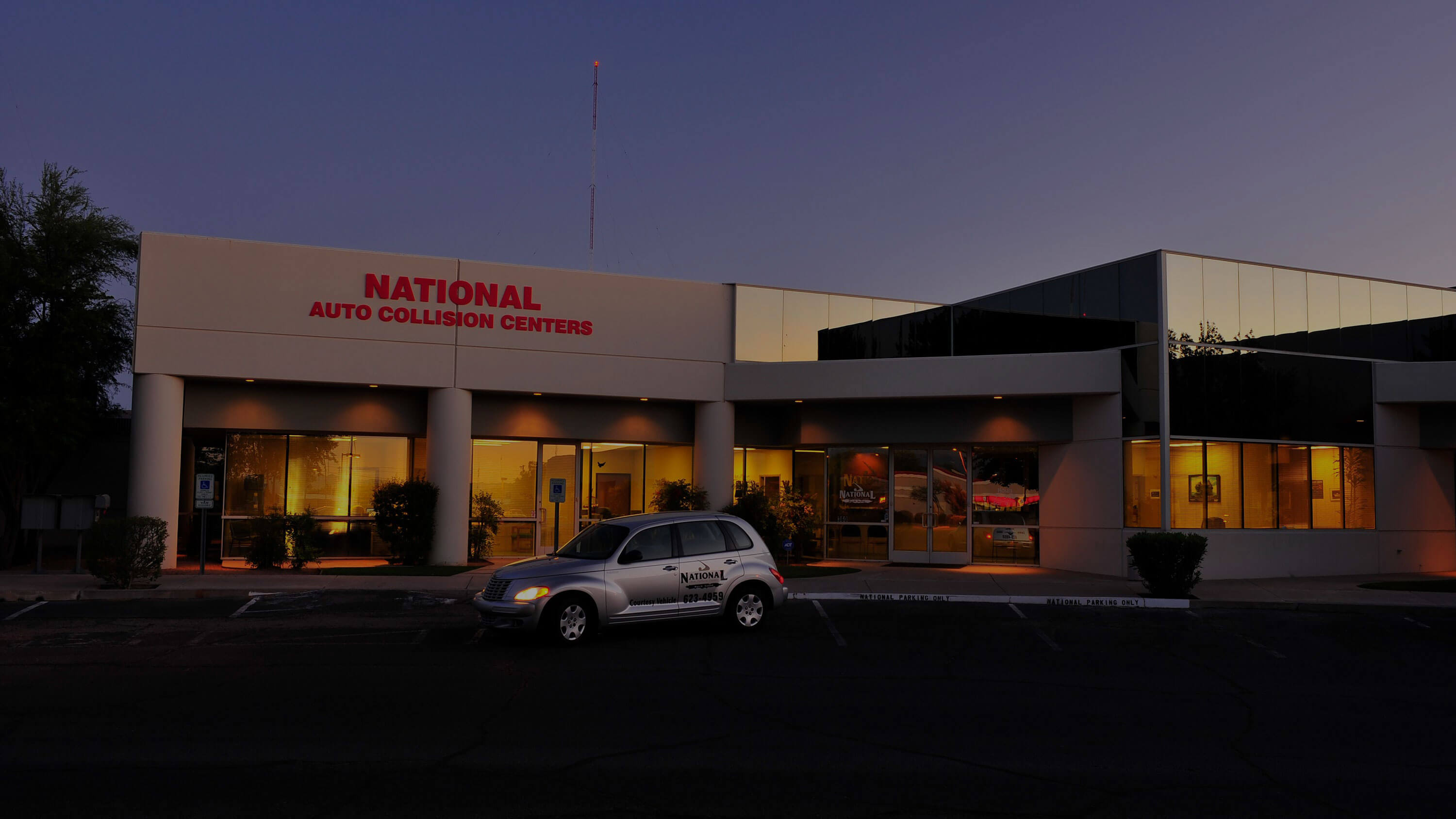 National Auto Collision Centers  Will Get You Back on the Road