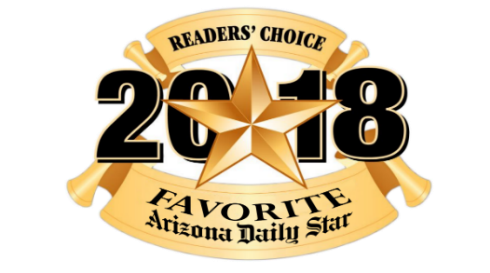 2018 Reader&#8217;s Choice Award<br>Best Auto Body Shop