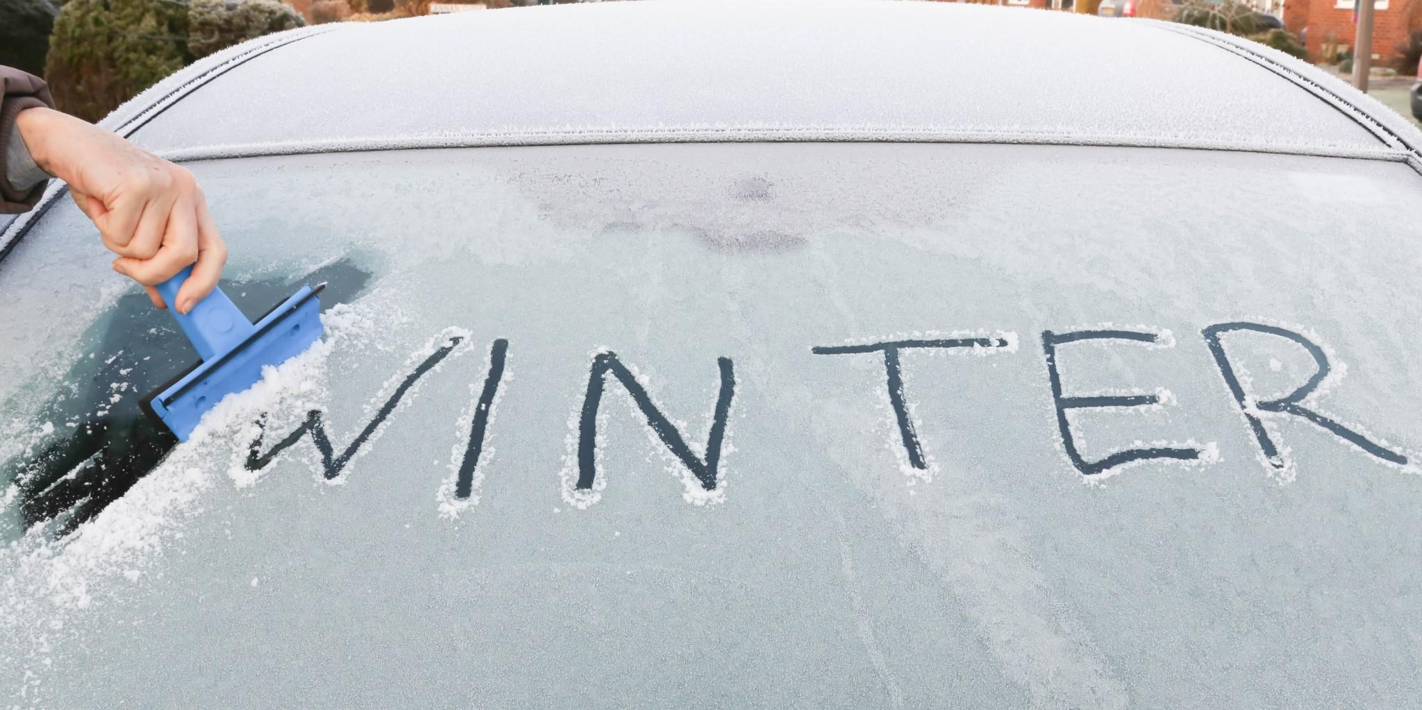 DESERT DWELLER TIPS FOR WINTER CAR CARE
